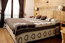 Hotel della Nouva - Le camere