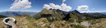 Panorama fotografato da Pila - Foto: Erik Henchoz